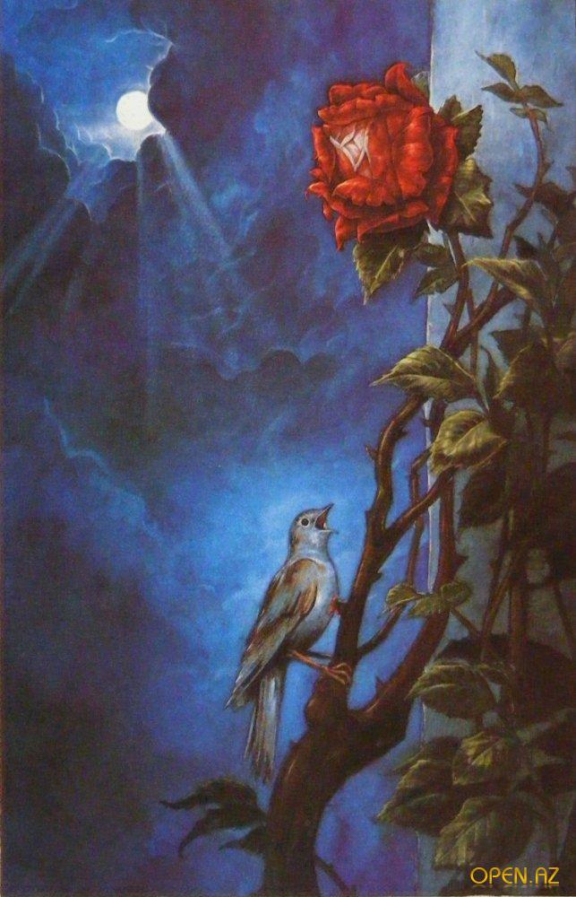 Оскар уайльд. роза и соловей